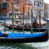 【イタリア一人旅】船から見たマジックアワーのベネチア
