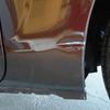 ポルテ(リアクォーターパネル)キズ・ヘコミの修理料金比較と写真