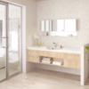 【浴室】 ユニットバスのドア