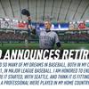ICHIRO ANNOUNCES RETIREMENT #ThanksIchiro