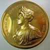 イギリス1713年20ダカットメダル ユトレヒト条約記念