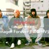 【KingGnu】Ceremony発売直前に「Teenager Forever」の新MV公開!