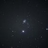 乱れた渦 NGC877 おひつじ座 & 樽前山登山