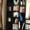 本棚が増えて快適、やる気を持続せねば…。