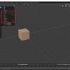 Blender2.8の様々なトランスフォーム変形を試す