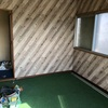 カフェ【MOU】開業準備編 2階の壁紙リフォーム!牛小屋ではねえぞ。