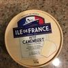 チー活:イル・ド・フランス カマンベール 食べやすく切り分けやすい! 購入場所によって価格がぜんぜん違う・・。