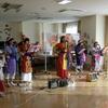 介護老人保健施設 きらら クリスマス会で演奏しました