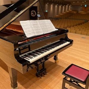 大ホール貸し切りYAMAHA CFⅢSA ピアノ!試奏の様子をYouTubeに公開しました!