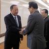 「太平洋上で水爆実験」北朝鮮外相が言及 米演説に反発