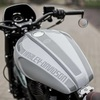 "パーツ:Killer Custom「Harley Davidson Sportster Gas Tank Cover and Console Kit ""Tear-Drop""」"