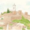 「モンサラーシュ~城壁の村」