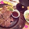 【OL日記】ガストのビーフカットステーキでジュージュー肉を焼く日曜の昼下がり♥