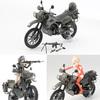 【リトルアーモリー】〈LM002〉陸上自衛隊偵察オートバイ DX版 1/12スケール【トミーテック】より予約開始♪