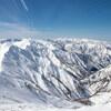 【隊列】久々の雪山登山で谷川岳へ(2018年3月3日)