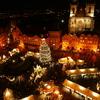 黄金の街・プラハのクリスマスマーケット