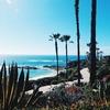 【LA】海辺を走る電車 パシフィックサーフライナー