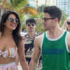 ソフィー・ターナー&ジョー・ジョナス、プリヤンカー・チョープラー&ニック・ジョナスの4人でマイアミ旅行!ジョナスブラザーズの新曲MV撮影か?