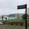 中野区の平和の森公園第2工区ようやく再オープン。スポーツ公園化工事のBEFORE & AFTER 写真 (2020年4月)
