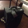 貰い物のTUMI のスーツケース