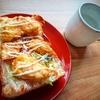 しっとりサクッ!とり天トーストの作り方【食パンアレンジレシピ】