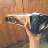 簡易ライトボックス を自作し一眼レフとiphoneでデジタルデュープしてみた