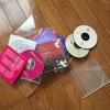 CDと服を捨てる