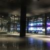 【川崎】東芝未来科学館のエントランスはスタイリッシュでカッコイイ【巨大ディスプレイ】