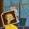 """シーズン8、第4話「バーンズの愛情テスト""""Burns, Baby Burns""""」"""