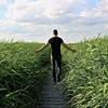 若いときの目標が「肩で風を切って歩きたい。」だったって話。