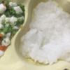 レシピ036 角切り豆腐と野菜MIX