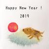 明けましておめでとうございます 2019!