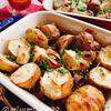 低糖質おつまみ!菊芋でガーリックポテト(動画レシピ)