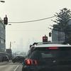 メルボルンの大気汚染度!
