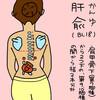 膀胱経(BL)18 肝兪(かんゆ)