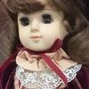 骨董市から来た怖い人形