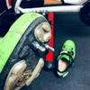 ロードバイク - 外流し / シクロクロスシューズにスパイク装着
