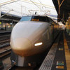 列車に乗る6①  100系新幹線こだま①