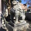 「白山神社」(再)+「津島神社」(名古屋市西区)