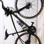 ラブリコ2×4アジャスターを使ってクロスバイクRL1を縦置き保管する