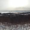 フライパンでパパパッ、と、OKAへ冬の丘散歩行ってきました。