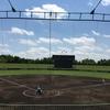 高校野球観戦☀️