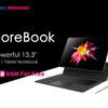 CHUWIはIndiegogo CoreBook出資キャンペーンで$100,000の目標金額を達成すると無料で6GB RAMから8GB RAMにアップデートすることを発表!