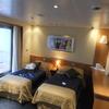 【オーシャン ドリーム号 客室】Webでピースボート船内見学!?