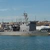 「YOKOSUKA軍港めぐり」遊覧船に乗りました。