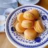 Macarons à la mangue (マカロン・マンゴー)