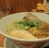 富良野市 ちょっと驚いた「ゆきと花」の煮干中華