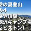 剱岳の夏登山 その4 剱岳登頂編(剱沢キャンプ場〜剱岳ピストン)