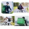 【Uber Eats】バッグをキャリアに固定するメリット4つ