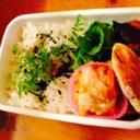 白い箱のお弁当 ~野田琺瑯